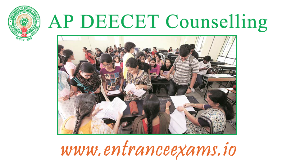 AP DEECET 2020 Counselling Schedule | AP DIETCET Web Counselling, Helpline Centres