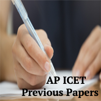 AP ICET Previous Papers   Download last 10 Years AP ICET Exam Papers Pdf