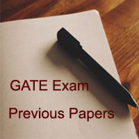 GATE Previous Year Question Papers & Solutions For All Streams   Download Last 10 Years PDF