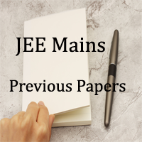 JEE Mains Previous Papers With Solutions   Download Free PDF