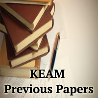 KEAM Previous Year Question Papers with Solutions   Download Pdf