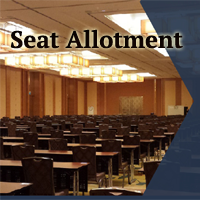 Seat Allotment for Entrance Exams | Download Allotment Order of CET Exams