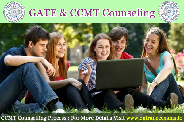 GATE 2020 Counselling Dates   GATE CCMT 2020 Counselling Procedure