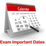 Check AP ICET 2017 Important Dates