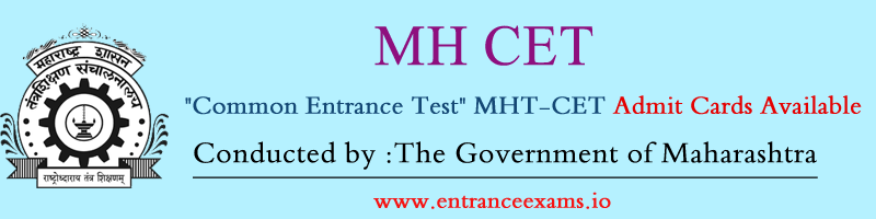 MHT CET 2020 Admit Card, Exam Dates, Exam Pattern @ dtemaharashtra.gov.in