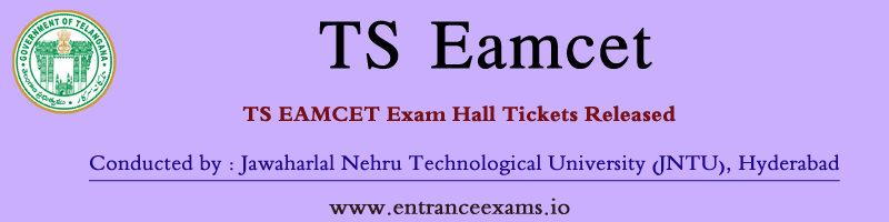TS EAMCET Admit Card 2020   Steps to Download Telangana EAMCET 2020 Hall Tickets