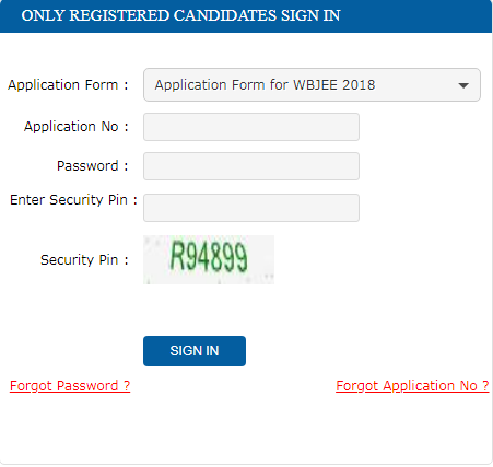WBJEE Admit Card 2020, Exam Date   Download Steps @ wbjeeb.nic.in