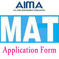 AIMA MAT Application Form 2018 (September Session)   Application Fee, MAT 2018 Online Registration Steps
