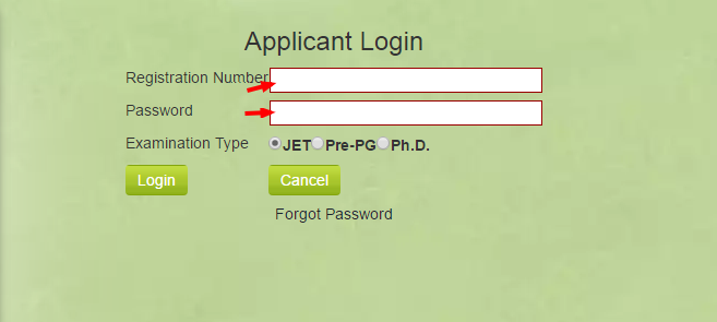 JET Agriculture Admit Card 2020 21 Download @ www.rcaudaipur.com