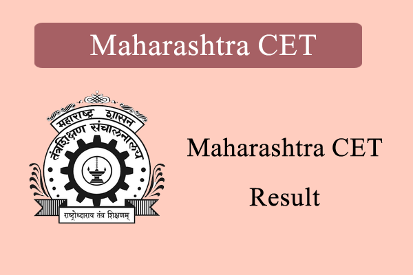 DTE MH CET Result 2021, Merit List & Cutoff Marks   Download MHCET Score Card | MHT CET 2021 Results