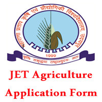 JET Agriculture Online Application Form 2021 | JET Application Fee, Eligibility, Exam Date, How to apply