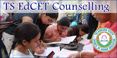 TS EdCET Counselling 2019 Dates | edcet.tsche.ac.in Web Counselling, Fee Structure