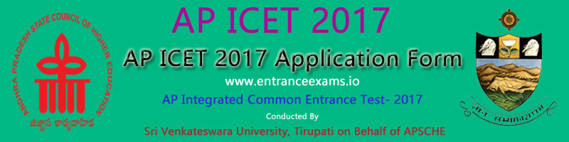 AP ICET 2018 Exam Date   Notification, Online Application, Exam Pattern, Syllabus, Previous Papers, Results, Counseling