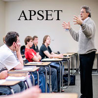 APSET 2018 19: Notification, Online Application, Fee, Exam Date, Syllabus, Admit Card, Results