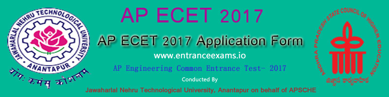 AP ECET Exam Date 2018   Notification, Registration, Exam PatternResults, Web Options