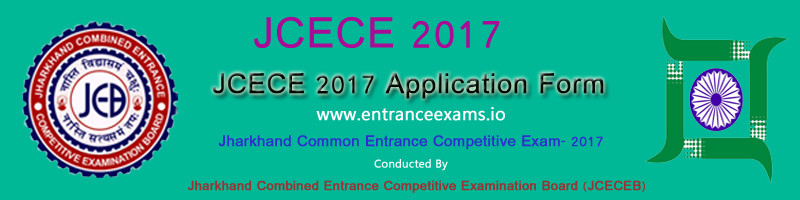JCECE 2017: Notification, Application Form, Exam Date, Syllabus, Result, Counselling