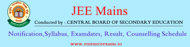 JEE Main 2020 Answer key, Result, Rank Card, Counselling, Web Options @ jeemain.nic.in