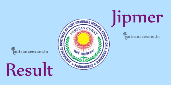 JIPMER MBBS Result 2020 Date   JIPMER MBBS 2020 Results, Merit List & Cut off Marks