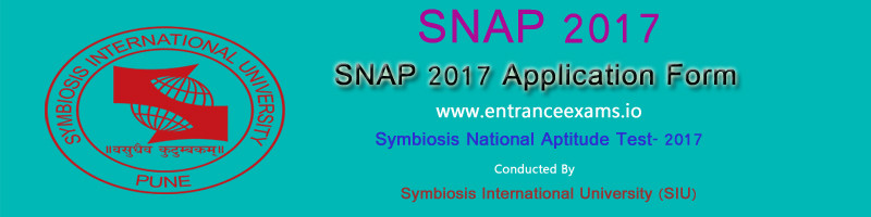 SNAP 2018   Notification, Registration, Syllabus, Previous Papers, Exam Dates, Result, Counselling