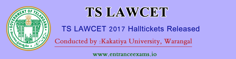Download Telangana LAWCET Hall Ticket 2018 @ lawcet.tsche.ac.in