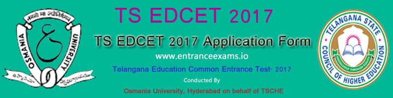 TS EDCET 2017: Notification, Important Dates, Results, Web Options, Seat Allotment