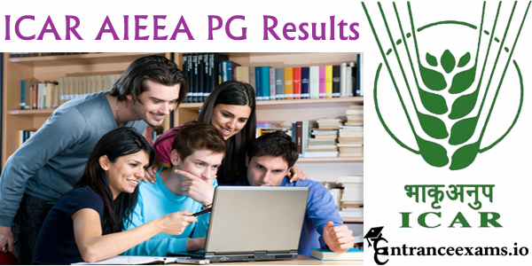 ICAR PG Result 2018   Get Steps to Check ICAR PG 2018 Results, Merit List & Cut Off Scores