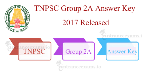 TNPSC Group 2A Answer Key for Set A & B | Download Tamil Nadu PSC CCSE II Exam Solutions