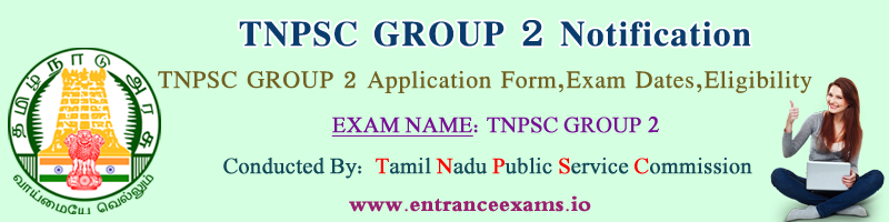 TNPSC Group 2 2017 | Tamil Nadu CCSE Gr II Posts   www.tnpsc.gov.in