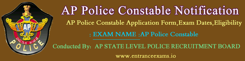 AP Constable 2021 Notification, Exam Date, Admit Card, Syllabus, Previous Papers, Result @ appolice.gov.in