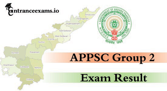APPSC Group 2 Mains Result 2017   Group 2 Results APPSC, Merit List, Qualifying Marks