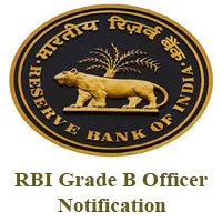 Recruitment of Officers in Grade B (General) at RBI @ rbi.org.in | How To Apply