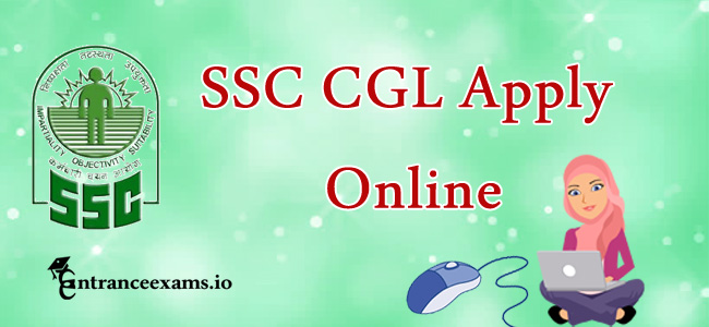 SSC CGL Online Application 2017   SSC CGL Apply Online Part 1 & 2 registration steps   www.ssc.nic.in
