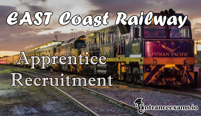 East Coast Railway Recruitment 2017   588 ECoR Apprentice Jobs @ www.rrcbbs.org.in