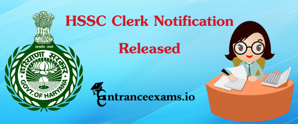 HSSC Clerk Recruitment 2017 Notification | HSSC Recruitment | Clerk Vacancies Apply Online @ hssc.gov.in