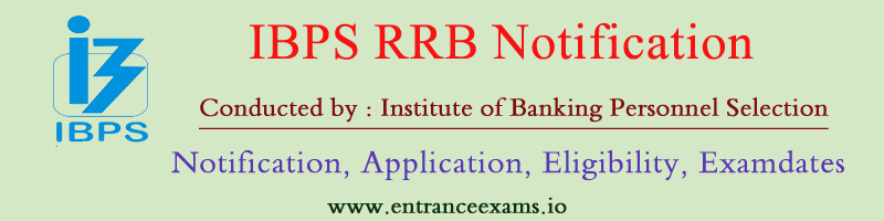 IBPS RRB Recruitment 2017 for Officer Scale 1, 2, 3 & Office Assistant Posts Apply Online   ibps.in