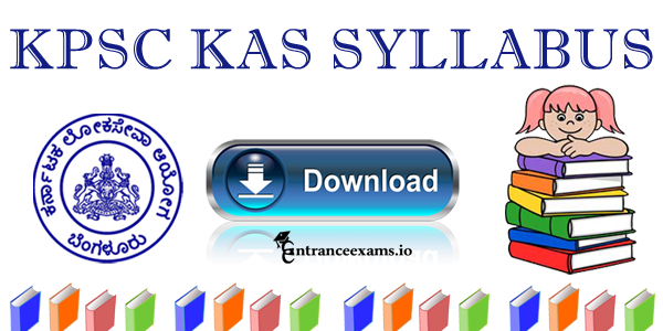 KPSC KAS Exam Syllabus 2017 | KPSC Gazetted Probationers Exam Pattern 2017