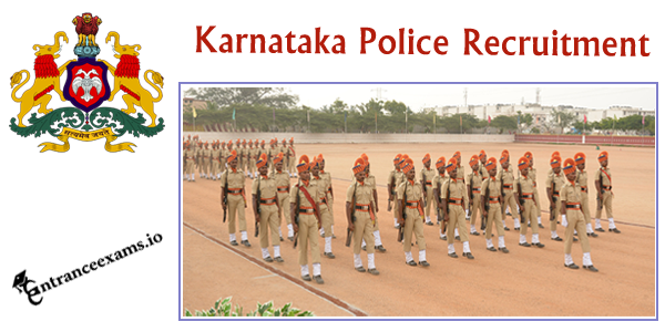 KSP Recruitment 2017 | 6694 Karnataka Armed Police Constable, SI, Civil Police Constable Posts Apply Online @ ksp.gov.in