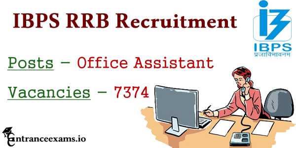 IBPS RRB Office Assistant 2017 Recruitment | ibps.in RRB CWE VI 2017 Notification
