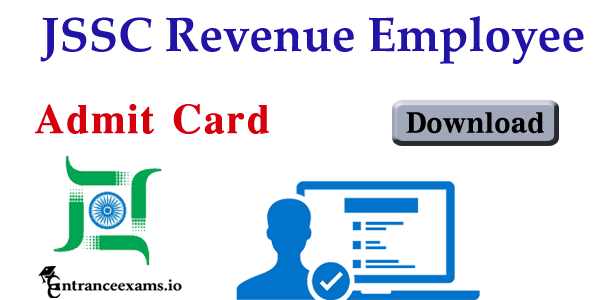 Jharkhand SSC Admit Card for Revenue Employee & Amin Exam 2017 | Check JSSC ISCCE Exam Date