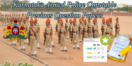Karnataka Police Constable Solved Question Papers | KSP Constable Old Papers