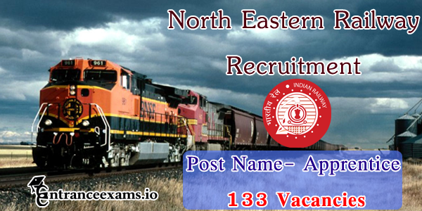 www.ner.indianrailways.gov.in North Eastern Railway (NER) Recruitment 2017 for 337 Trade Apprentices Jobs