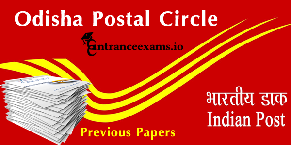 Odisha Postal Circle Previous Question Paper Pdf Download | Odisha Postal MTS Old Papers