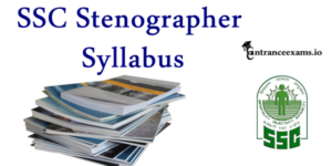 Free Download SSC Stenographer Exam Syllabus 2017 Pdf   ssc.nic.in Steno Grade C and D Pattern