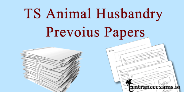 TSPSC Veterinary Assistant Model Question Papers with Answers | tgahd.nic.in VAS Previous Papers