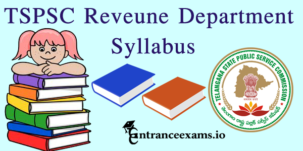 Telangana Deputy Surveyor Syllabus 2017   TSPSC Revenue Dept Syllabus Pdf