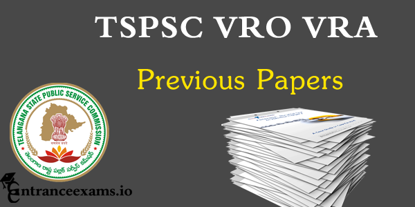 Telangana PSC VRA VRO Solved Papers | VRO Model Papers Pdf Download