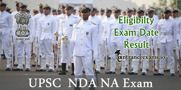 UPSC NDA 2017 Exam Eligibility, Admit Card, Syllabus, Result   UPSC NDA NA 1, 2 @ www.nda.nic.in