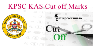 KPSC KAS Prelims Cut Off Marks 2017 Declared   KAS Gazetted Probationery Officers Exam Qualifying Marks