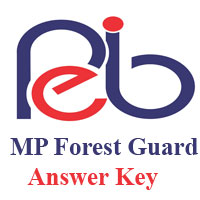MP Vyapam Jail Prahari Answer Key 2017   MPPEB Vanrakshak Exam Key   vyapam.nic.in