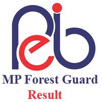 Madhya Pradesh Jail Prahari Result 2017   MPPEB Forest Guard Exam Results   vyapam.nic.in